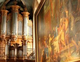 Jésus-Christ chez Simon Le Pharisien < Vervins < Thiérache < Aisne < Hauts-De-Fr - Photo