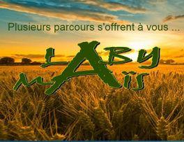 Labyrinthe de Maïs < Le Hérie La Viéville < Aisne < Picardie  -