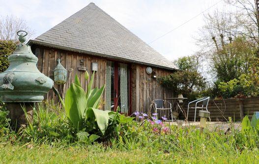 Le Gîte du Bois Bouillon < Ohis < Thiérache < Aisne < Hauts-de-France -