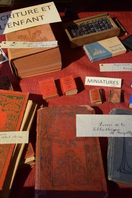 Exposition livre et imprimerie < Vervins <Thiérache < Aisne < Picardie < Hauts de France -