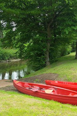 Balade sur l'Oise en canoe < Thiérache < Aisne < Hauts-de-France -