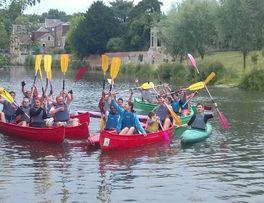 Initiation au Canoë Kayak < Guise < Thiérache < Aisne < Hauts-de-France -