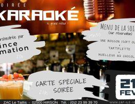 soiree karaoke -