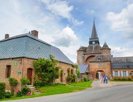 Eglise de Rouvroy sur Serre -