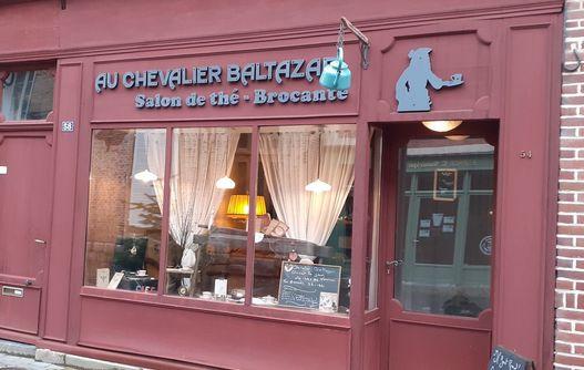 Au Chevalier Baltazar < Guise < Thiérache < Aisne < HDF -