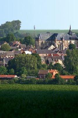 Vue_Montcornet<Montcornet<Aisne<Picardie -