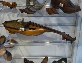 Musée du sabot < Buironfosse < Aisne < Picardie -