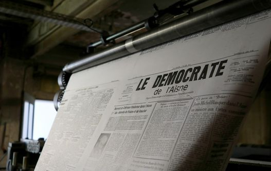 Le Démocrate < Vervins < Thiérache < Aisne < Hauts-de-France -