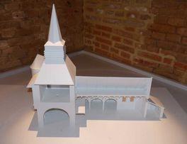 Eglise fortifiée < Parfondeval < Aisne < Picardie -