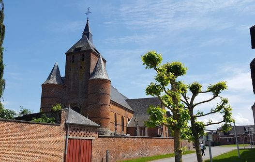 Église fortifiée Saint Hilaire < Autreppes < Thiérache < Aisne < Hauts-de-France -