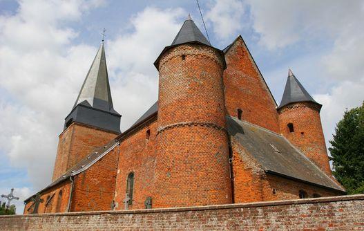 Eglise < Lavaqueresse < Thiérache <  Aisne < Picardie < Hauts de France -