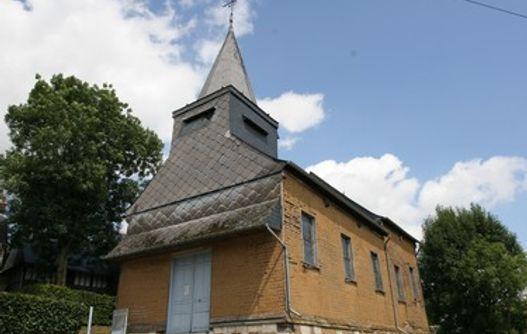 église de rouvroy-sur-serre2<Rouvroy-sur-serre<Aisne<Picardie -
