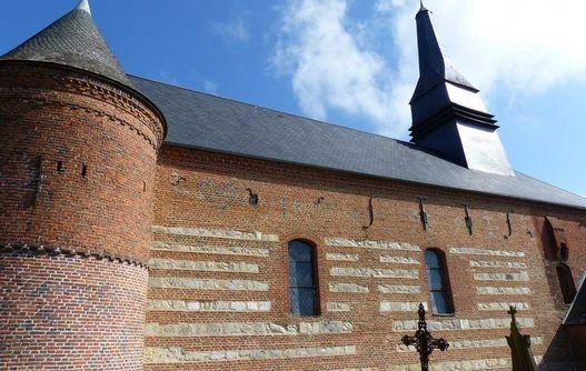 Eglise fortifiée < Archon < Aisne < Picardie -