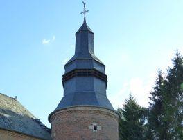 Eglise fortifiée < Cuiry-les-Iviers < Aisne < Picardie -
