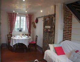 La Petite Grange à Dorengt -