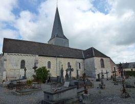 Eglise fortifiée < Any Martin Rieux < Aisne < Picardie  -