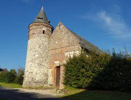 Eglise fortifiée de Houry < Thiérache < Aisne < Picardie -