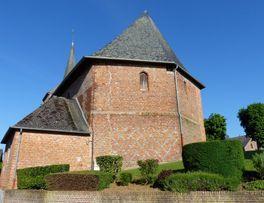 Eglise fortifiée d'Harcigny < Thiérache < Aisne < Picardie -