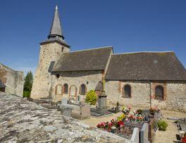 Eglise fortifiée de Faty < Thiérache < Aisne < Picardie -