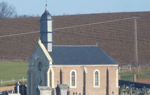 Chapelle Notre Dame < Rozoy Sur Serre < Thiérache < Aisne < Picardie  -