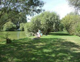 L'étang des sources à Malzy -