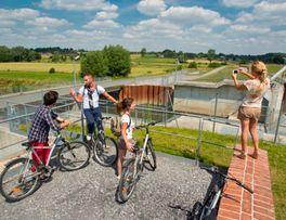 Le barrage de Proisy -
