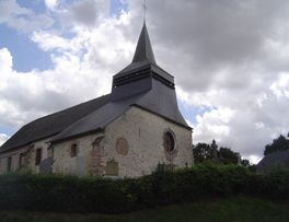 Eglise < Dagny-Lambercy < Thiérache < Aisne < Picardie < Hauts de France -