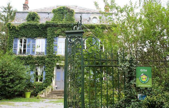 Chambres d'hôtes le Château  < Eparcy < Thiérache < Aisne < Hauts de France -