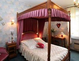 Le Clos du Montvinage_chambre < Etréaupont < Aisne < Picardie -