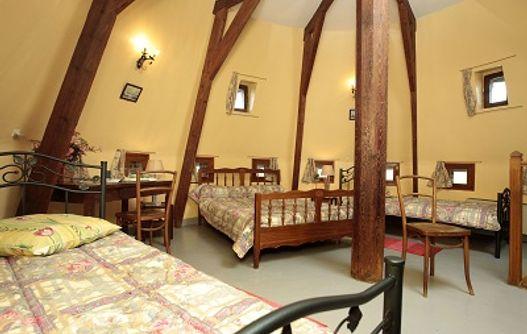 Gîte d'Aubenton chambre < Aubenton < Aisne < Picardie -