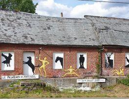 printemps des artistes < Lavaqueresse < Thiérache <  Aisne < Picardie < Hauts  -