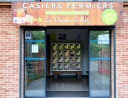 Les Vergers du Baty < Neuve-Maison < Thiérache < Aisne < Hauts-de-France -