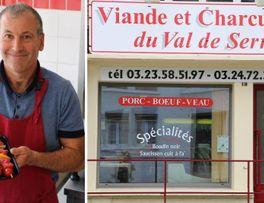 Charcuterie du Val de Serre< Secret < Rozoy-sur-Serre < Thiérache < Aisne  - Photo