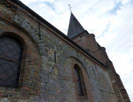 Eglise Fortifiée < Saint-Gobet < Thiérache < Aisne < Hauts-de-France -