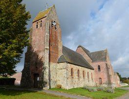 Eglise fortifiée < Laigny < Thiérache < Aisne < Hauts-de-France -