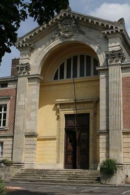 Palais de Justice < Vervins < Thiérache < Aisne < Hauts de France -