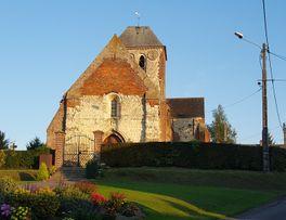 Eglise fortifiée de Franqueville < Thiérache < Aisne < HdF -