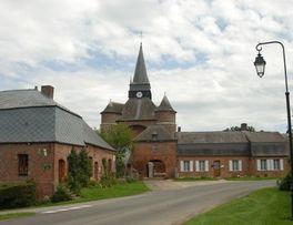 Eglise < Parfondeval < Thiérache < Aisne < Hauts-de-France  -