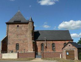 Eglise Saint Algis < Saint-Algis < Aisne < Picardie -