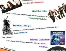 concerts 17ème semaine musicale -