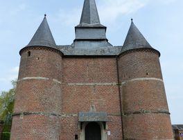 Eglise fortifiée Saint Théodulphe -
