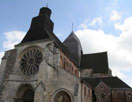 Collégiale < Rozoy-sur-Serre < Aisne < Picardie -
