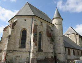 Eglise Fortifiée < Vigneux Hocquet < Thiérache < Aisne < Picardie < Hauts de France -