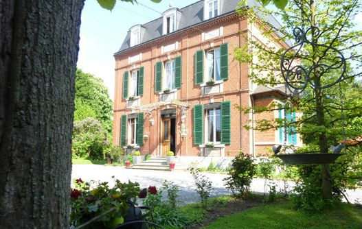 EPARCY Villa des Tilleuls -