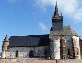 Eglise fortifiée < Morgny-en-Thierache < Aisne < Picardie -