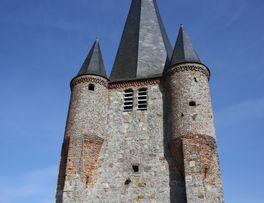 Eglise fortifiée de Fontaine-les-Vervins < Thiérache < Aisne < Picardie -