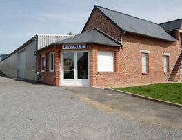 Musée au Matériel d'antan < La Neuville-les-Dorengt < Aisne < Picardie -
