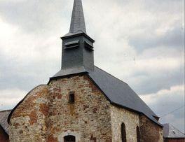 Eglise fortifiée < La Hérie < Aisne < Picardie -