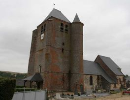 Eglise fortifiée < Hary < Aisne < Picardie -