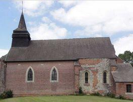 église de saint clement < Saint-Clement < Aisne < Picardie -